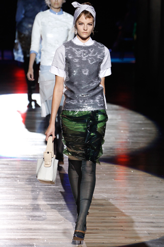 Marc Jacobs' entire SS12 collection has been stolen!
