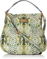 Love or hate: Marc by Marc Jacobs Hillier Hobo snake printed tote