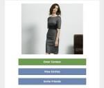 design a dress competition vogue matches