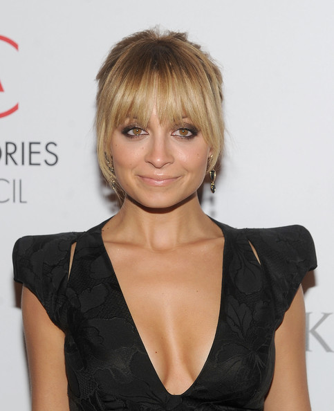 Nicole Richie is designing a line with QVC