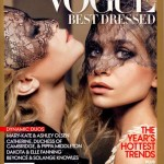 Mary-Kate and Ashley Olsen cover Vogue's Best Dressed Special Edition magazine