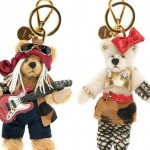 Jazz up your handbags with the Prada Trick Bear charms