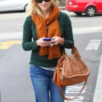 Reese Witherspoon gives up her controversial snakeskin Chloe bag