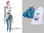 rihanna armani capsule collection
