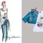 Rihanna designs capsule collection for Emporio Armani