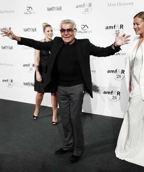 Roberto Cavalli says Chanel is for 'grandmothers'