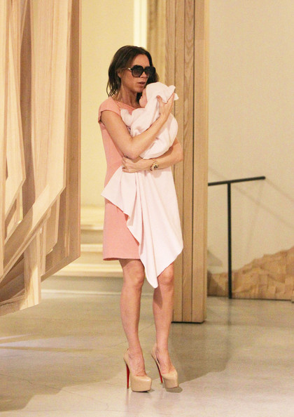 Victoria Beckham will create a childrenswear line that reflects her family life