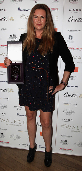 British brands Mulberry, Alexander McQueen and Victoria Beckham honoured at last night's Walpole Awards!