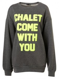 Ashish Chalet sweater