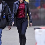 Blake Lively brings downtown chic to Manhattan