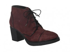 Carvela Suede Berry Lace Up Shoes at McArthurGlen- RRP £130 Outlet £91
