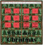 Christmas Advent Calendar day 12