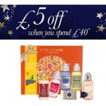 Day 11: Save £5 when you spend £40 at Feel Unique