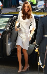 Kate Middleton Amanda Wakeley