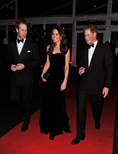 Kate Middleton McQueen Royal Albert Hall