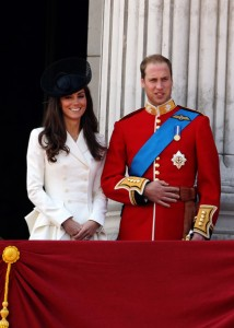 Kate Middleton Trooping the Colour