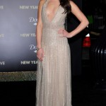 Lea Michele gets the wow factor in Valentino