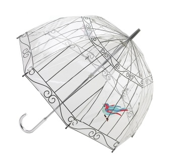 Friday must-have: Lulu Guinness birdcage umbrella