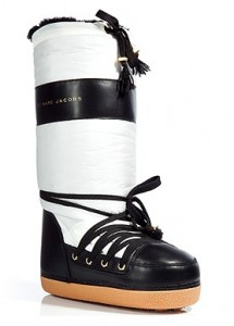 Marc Jacobs moon boots