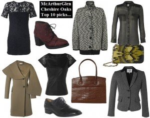 McArthurGlen Cheshire Oaks top 10