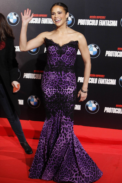 Paula Patton in Dolce & Gabbana: yay or no way?