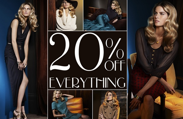 Day 6: Get 20% off at Phase Eight!