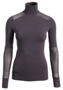 Reiss Autumn roll neck knit