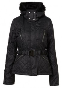Sno quilted ski jacket