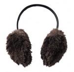 Uniqlo faux fur ear warmers