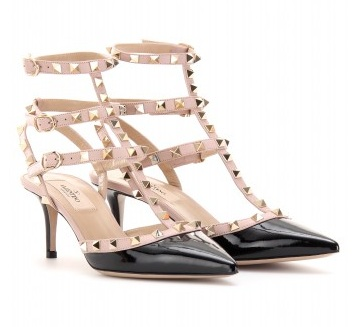 Lunchtime buy: Valentino Rockstud kitten heels