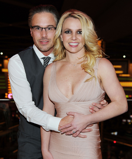 Britney Spears gets engaged!