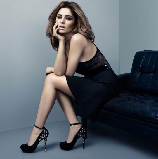 Cheryl Cole's Stylist Pick shoe collection finally launches!