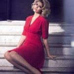 First look: Holly Willoughby models her latest Very collection