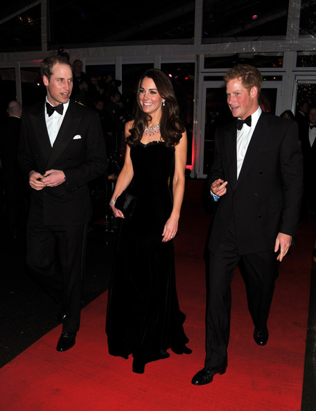 Is this strapless McQueen dress Kate Middleton's best look this year? (excluding the Royal Wedding, naturally)
