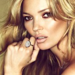 Kate Moss models her own Fred jewellery in these breathtaking ad campaigns