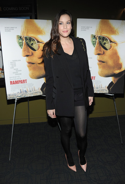 Liv Tyler will sing for Givenchy