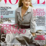 Meryl Streep covers American Vogue for the first time (at the age of 62)