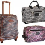 Missoni teams up with Bric's for ultra stylish travel range