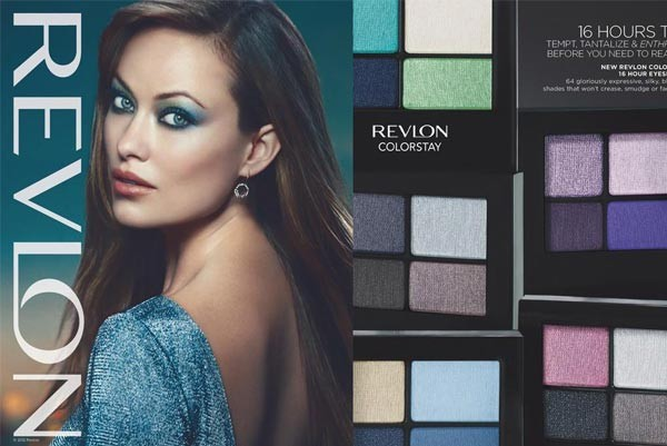 First Look: Olivia Wilde and Emma Stone for Revlon
