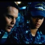 WATCH Rihanna make her movie debut in the Battleship trailer