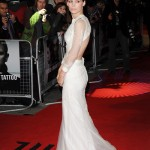 Rooney Mara stuns in Givenchy at the world premiere of The Girl with the Dragon Tattoo in London