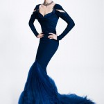 Gowns galore at Zac Posen's pre-fall 2012 show!