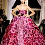 Check out Giambattista Valli's second Haute Couture spring/summer 2012 collection!