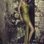 More pics from Adriana Lima's stunning Donna Karan spring/summer 2012 campaign