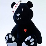 Alexa Chung unveils Children in Need Pudsey bear, will go up for auction TOMORROW!