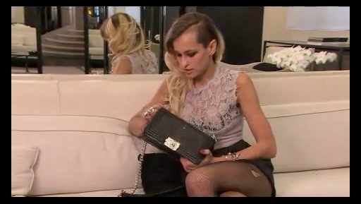WATCH Alice Dellal talk about her Chanel experience (plus, get sneak peek at her fave Chanel Boy Bag)