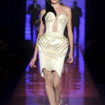 Jean Paul Gaultier Couture pays tribute to the late Amy Winehouse