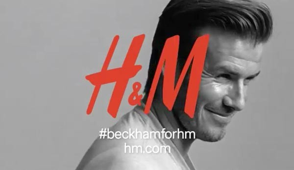 WATCH David Beckham's H&M Bodywear commercial (and yes, he is practically naked… enjoy!)