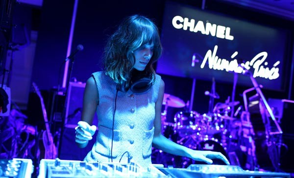 Chanel hosts lavish Las Vegas party, invites hot Chanel-clad celebs