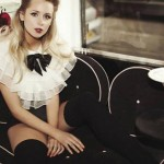 Diana Vickers unveils her Very spring/summer 2012 collection